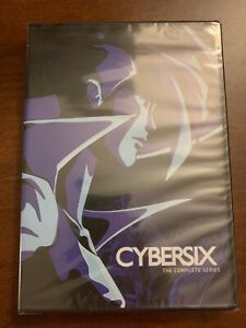 Cybersix-Complete-Series-DVD-Official-Discotek-Cartoon-English