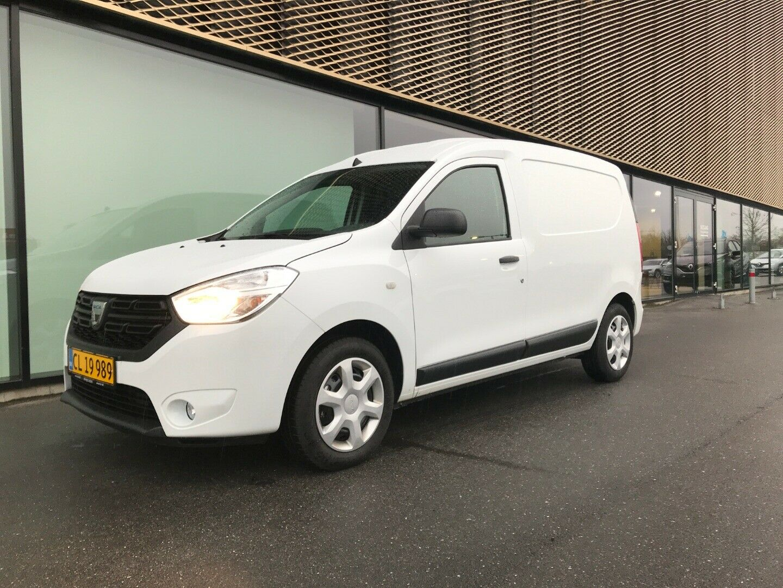 Dacia Dokker 1,5 dCi 95 Essential Van