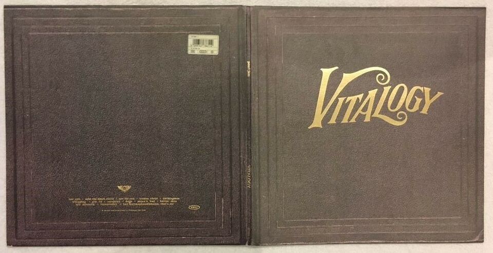 LP, Pearl Jam, Vitalogy