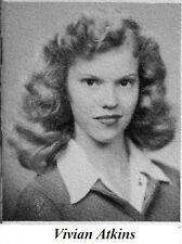 1946 Austin TX High School Yearbook~Photos~History~Football~Baseball~Candids~++