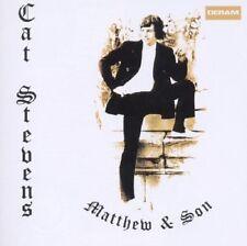 Cat Stevens Matthew & Son CD+Bonus Tracks NEW SEALED