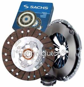 Sachs-3-PART-embrayage-KIT-pour-VW-GOLF-Berline-1-6-TDI