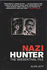 Nazi Hunter: The Wiesenthal File by Alan Levy (Paperback, 2002)