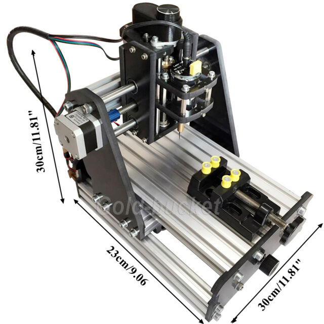 Frequently Bought Together Mini 3 Axis Desktop Cnc Router