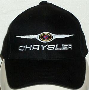 Unisex-Baseball-Cap-with-Embroidered-Chrysler-Car-Logo