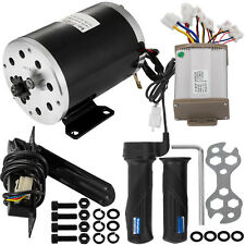 500 W 24 V DC electric 1020 motor kit w base speed control /& Throttle f scooter