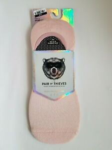 Pair-of-Thieves-Men-039-s-No-Show-Liner-Socks-No-Shows-1-Pair-Pink-sz-8-12