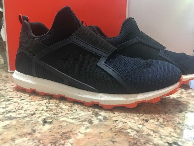 SWIMS MOTION MID-CUT NAVY nero arancia Dimensione US 11, NEW , BOX