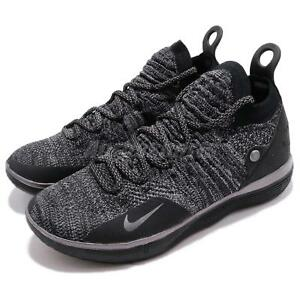 promo code 2134e 7a209 Image is loading Nike-Zoom-KD11-EP-XI-Kevin-Durant-Black-