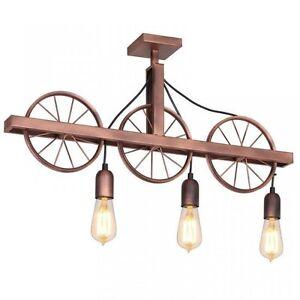 Das Bild Wird Geladen Deckenlampe Deckenleuchte Modern Industrial Design Lampe Wohnzimmer VINTAGE