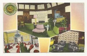 WASHINGTON-DC-Golden-Parrot-Restaurant-Vintage-Linen-PC