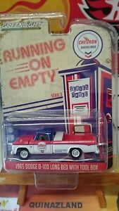 Greenlight-Running-On-Empty-1965-Dodge-D-100-Long-Bed-With-Tool-Box-N17