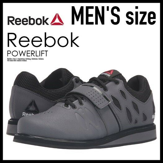 REEBOK Lifter PR mens Weightlifting shoes BD2631 Size 8.5, 9, 11 or 12 US
