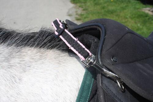 Poignée de formation réglable pour améliorer l/'aide d/'équilibrage de solde. poney couleurs cheval