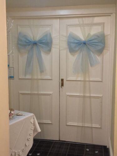 Wedding Christmas Baby Door bow celebration Christening
