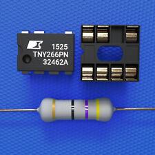 IC TNY254GN Tockner u.a Widerstand 100 Ohm Reparaturset AEG Bosch Siemens WM