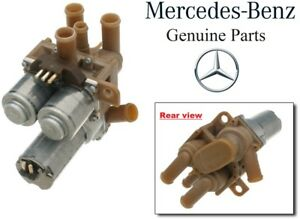 Details about Electromag  HVAC Heater Control Valve Solenoid Assy Genuine  For Mercedes W140