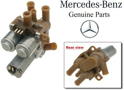 1991-1999 Mercedes-Benz W140 S320 S420 S500 Heater Control Valve 001 830 14 84