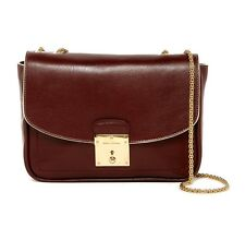 NWT MARC JACOBS WOMEN POLLY MINI LEATHER SHOULDER BAG CROSSBODY ITALY $895