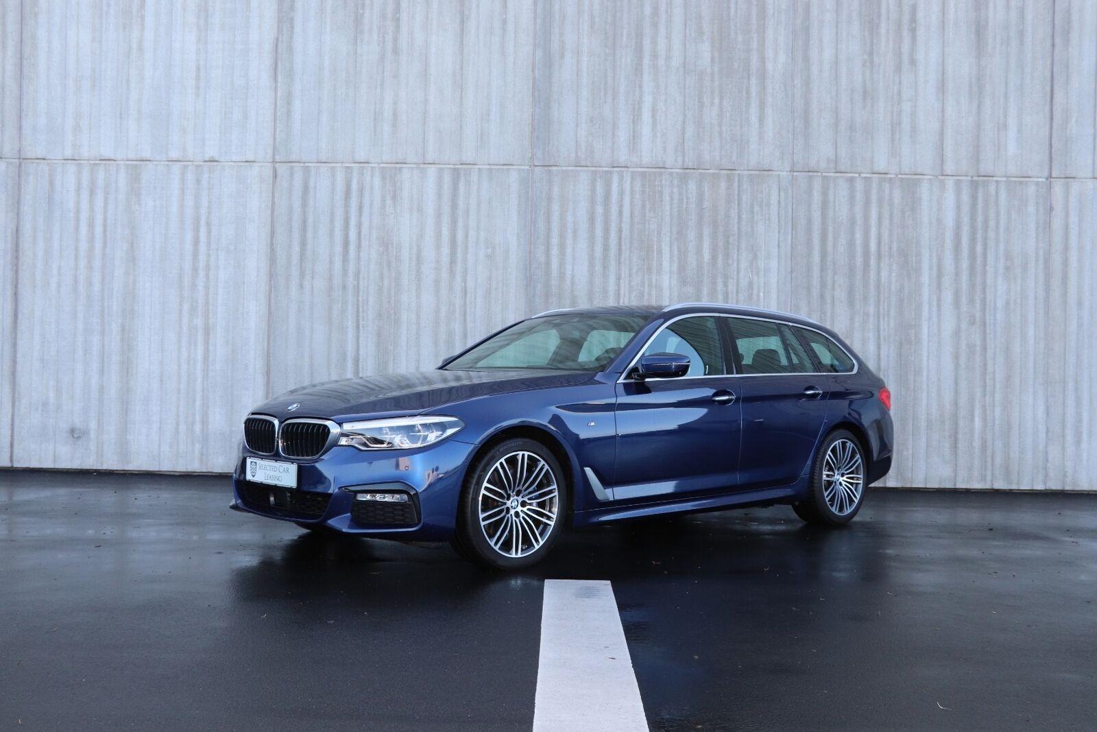 BMW 530d 3,0 Touring M-Sport xDrive aut. 5d - 4.344 kr.