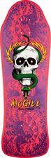 Powell Peralta BONES BRIGADE Mike McGill SKULL AND SNAKE Skateboard PINK