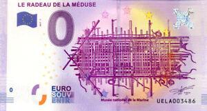 17 Rochefort Musée De La Marine, Radeau De La Méduse, 2017, Billet 0 € Souvenir