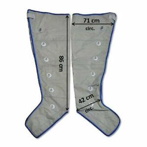 I-TECH-Gambale-sinistro-TAGLIA-L-a-4-camere-di-compressione-art-L-LEG-P-OS