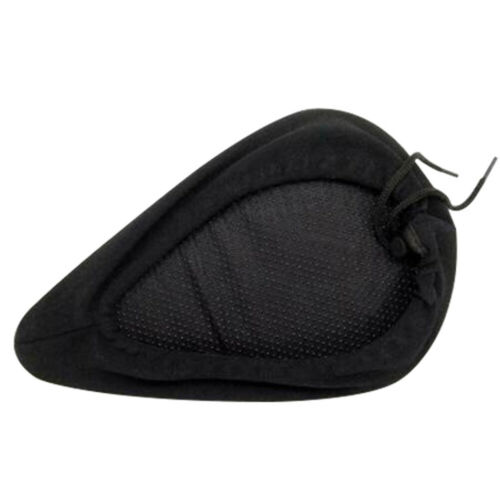 Bicycle Saddle Road Mountain Bike Spring Seat Soft Padded Cushion Cover Charm