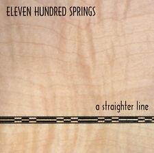 Eleven Hundred Springs Straighter Line CD