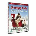 Grumpy Cat's Worst Christmas Ever DVD and Book