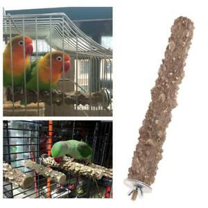 Pet-Parrot-Wood-Fork-Stand-Rack-Toy-Branch-Strong-Perches-for-Bird-Cage