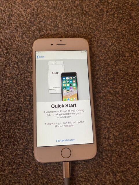 Apple fkqm 2B/A iPhone 6 S 16 Go (Débloqué) - Or Rose