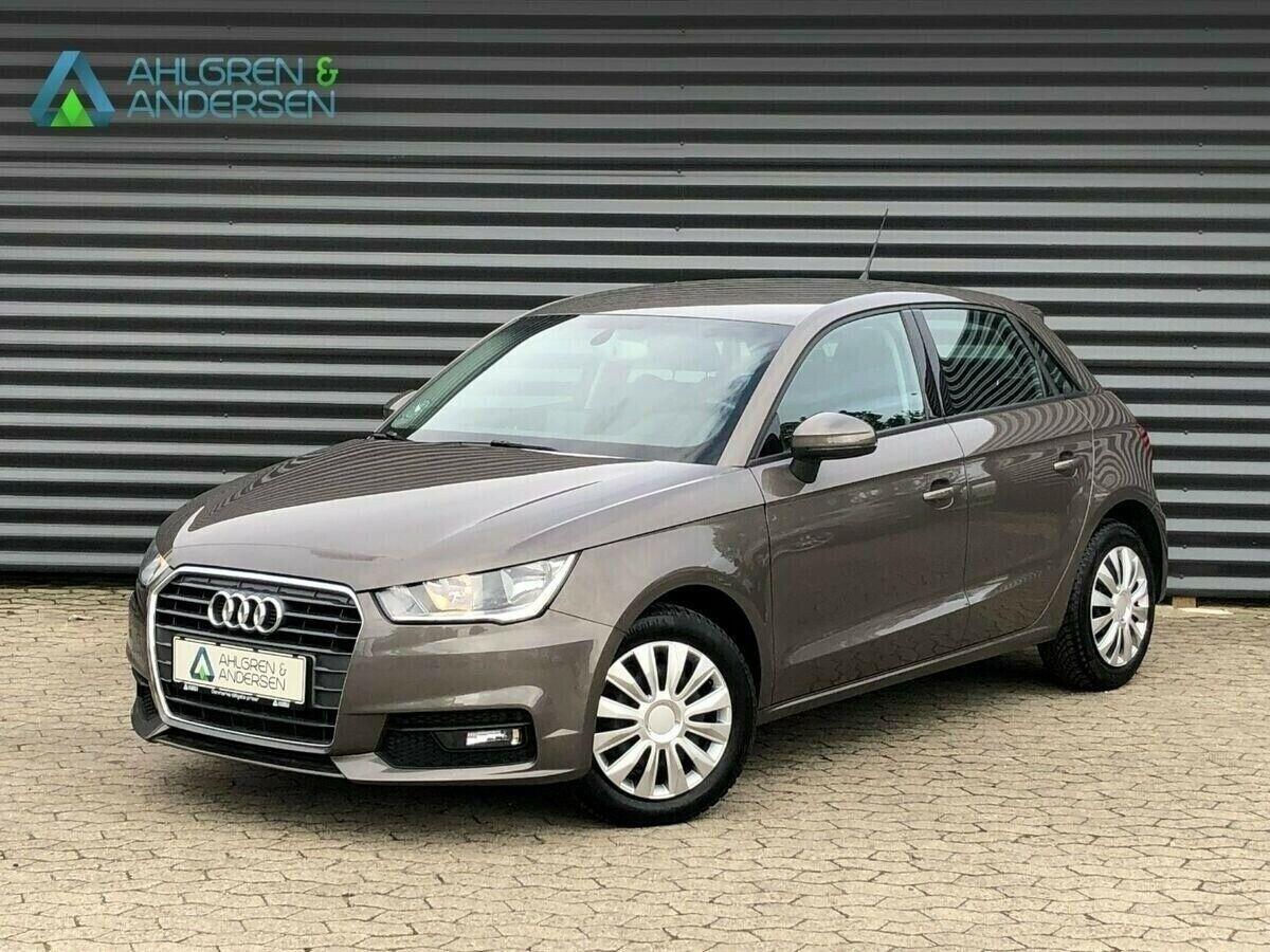 Audi A1 1,6 TDi 116 Sport SB 5d
