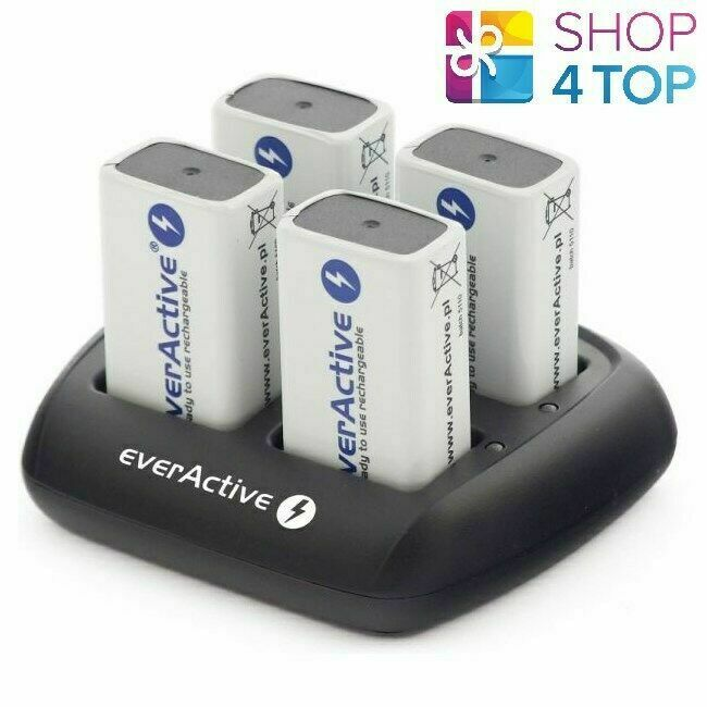 EverActive professional smart charger nc