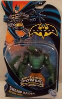 Batman Power Attack By Mattel (2012) - Swamp Raider Killer Croc (moc)