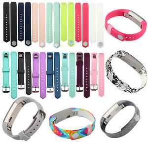 Image Is Loading Replacement Silicone Wrist Band Strap For Fitbit Alta