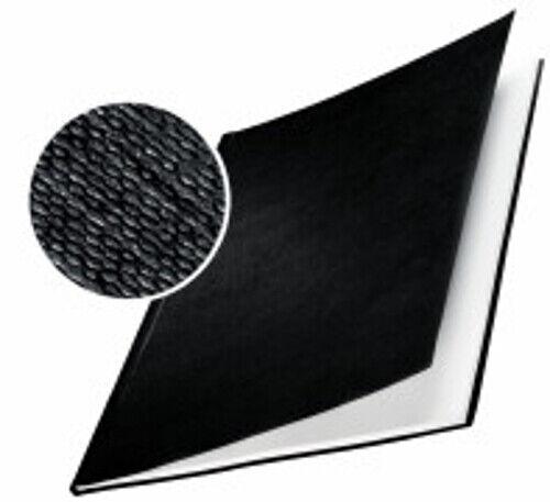KIT Rilegatura LEITZ Copertina rigida CLASSIC NERO 106 - 140 Blatt
