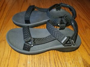 a27899b1f9a25 New Womens J Sport Jambu Navajo Water Ready Sandal Straps Black Size ...