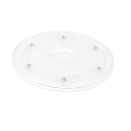 3/'/'-6/'/' Turntable Acrylic 360 Rotating Disc for Store Office Replacement Display