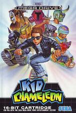 ## NEUWERTIG: SEGA Mega Drive - Kid Chameleon / MD Spiel ##