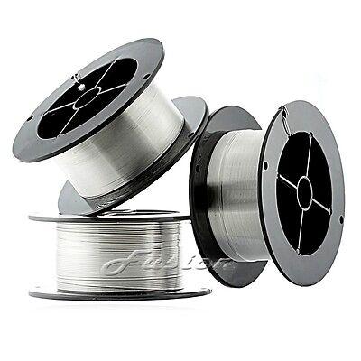 0.8 mm Sterling 925 Silver Soft Round Wire 20 Gauge