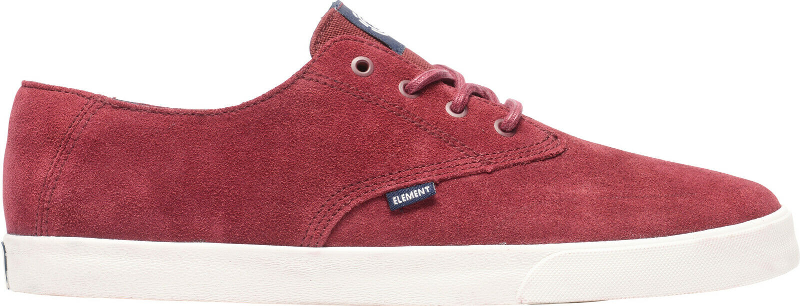 Element Vernon Trainers in Wine Indigo