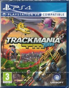 trackmania turbo racing game ps4 vr track mania new. Black Bedroom Furniture Sets. Home Design Ideas