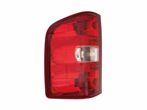 Driver Side Tail Light Assembly For Chevy Silverado 2500 HD D833KG Left