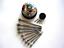miniature 7 - 9pc Screwdriver set Rotating Stand Watchmaker Jewelry repair Hobby tool USA ship
