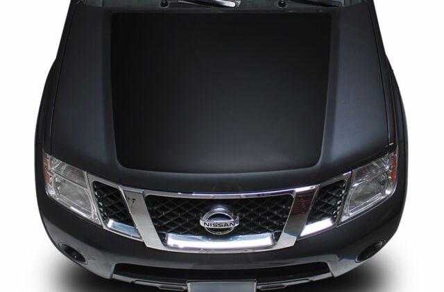 Vinyl Decal Hood Blackout Wrap Kit For Nissan Pathfinder 2004 2017 Matte Black