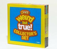 Weird But True Collector`s Set (boxed Set): 900 Outrageous Facts By National Geo on Sale