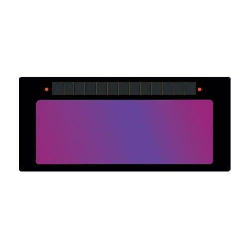 "ArcOne S240DUOHorizontal Single Auto-Darkening Filter Welding 2 x 4/"" Shade 10//11"