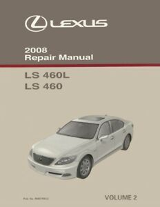 lexus ls 460 service manual