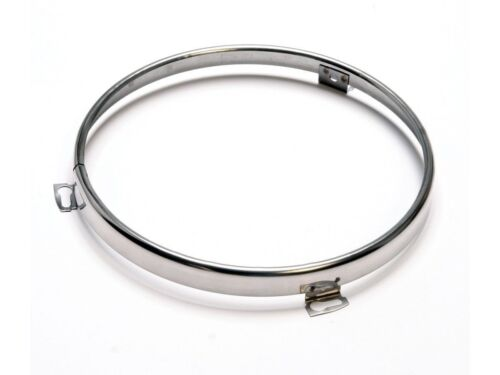 - EXCEPT 1969! Headlight Retaining Ring 1964-1973 Ford Mustang Stainless
